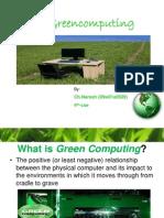 Naresh Green Ppt