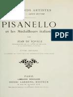 Pisanello et les médailleurs italiens