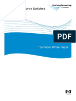 Hardening ProCurve Switches White Paper