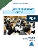 Delegate Guide 2013