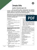 SHELL Omala Oils, Premium quality industrial gear oils