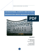 UNESCO - Background Guide