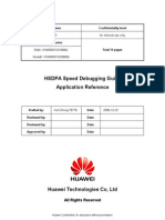 Hsdpa Debugging Guide