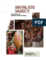 CRS Chocolate Lesson Plans