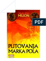 Marko Polo-Milion Putovanja