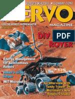 Servo Magazine Octorber2006