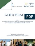 48. Ghid Pentru Consilierii de Etica (Februarie 2010)