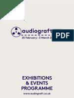 Audiograft 2013 (Program)