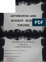 Arthropod and Rodent- Borne Viruses