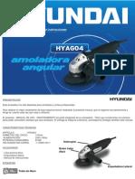Amoladora HYAG-04