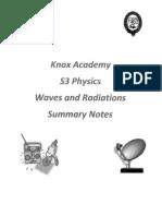 Waves and Radiation Summary Notes.pdf