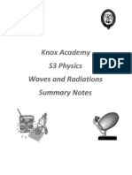 Waves and Radiation Summary Notes.pdf
