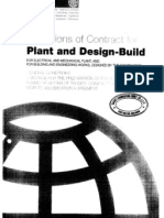 002 Plant and Design Build - Yellow Book