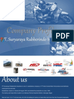 Company Profile of PT. Suryaraya Rubberindo Industries