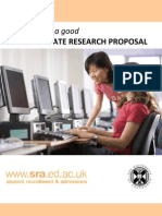 Research Proposal Guide