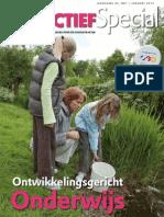 Special Ontwikkelingsgericht Onderwijs bij Didactief.