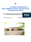 ALCOA - Caderno SSMA Tubarao
