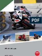 Catálogo NGK Motos