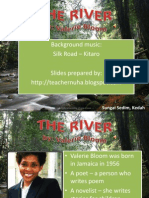 The River by Valerie Bloom