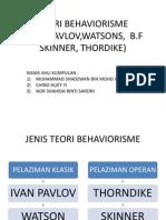 tajuk3_teori behaviorisme