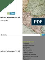 QuScient Technologies Pvt. Ltd. - Company Profile