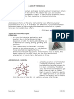 Allotropes Research
