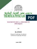 ELEMENTS DE LA MESURE EN  PHYSIQUE.pdf