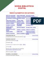 Biblioteca Digital Economia