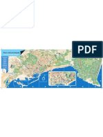 Plano Alicante- Map of Alicante