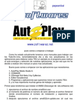 Manual de Autoplay y CD Image