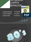 Cuarta Generacion de los Sistemas Operativos