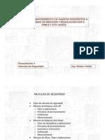 Presentación 4 - Valvulas de Seguridad [Modo de compatibilidad]