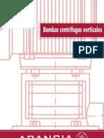 Bombas Centrifugas Verticales