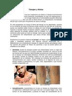 Atletas y Tatuajes