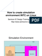 How to create simulation environment on Linux.pdf