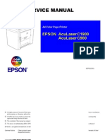 Epson Aculaser c1900 c900 Sm