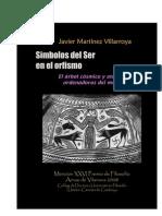 SÍMBOLOS DEL SER EN EL ORFISMO – Javier Martínez