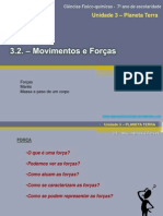Movimentos e Forc3a7as II Forc3a7as Marc3a9s Massa e Peso