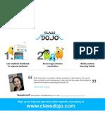 ClassDojo Flyer