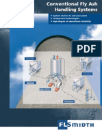 Conventional Fly Ash Handling