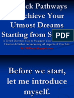 4 God's Quick Pathwaysto Achieve Your Utmost DreamsStarting from Scratch