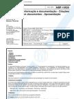 ABNT NBR 10520 (Ago 2002) - Citacoes (Original)