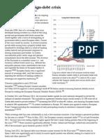 European Sovereign-Debt Crisis - Wikipedia, The Free Encyclopedia