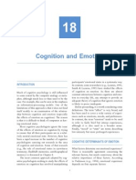 chap18 cognition emotion eynseck