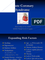 Acs (acute coronary syndrome)