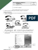Transición primer período 1 - Normas para trabajar en PC