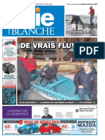 Journal L'Oie Blanche du 20 février 2013