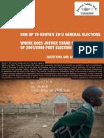 Kenya 604 Uk 2013