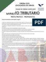 VIII Exame do Tributário - segunda fase