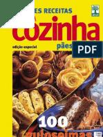 Receitas Claudia Cozinha- DOCES-  Várias apostilas